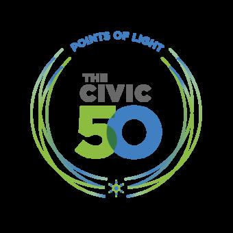 The Civic 50 Logo